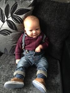 Happy Little Chap