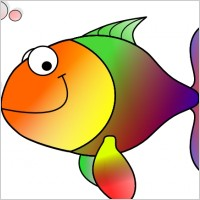 bubbling_cartoon_fish_clip_art_6297
