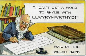 Welsh Bard.