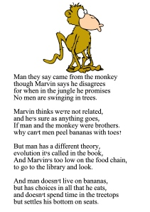 Marvin the Monkey