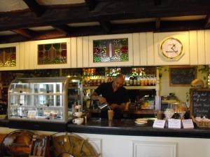 Tariq the barista