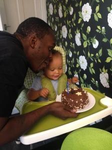 Happy 1st Birthday Reuben