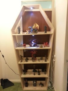 Mike's Coffin Shelves