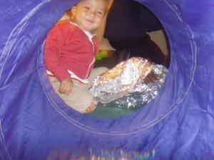Nursery tunnel 2