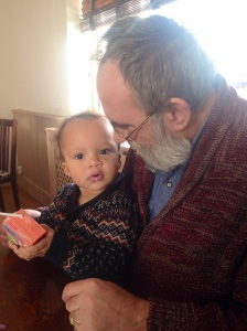 Breakfast with Pops