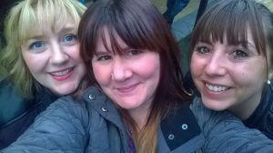 My Special Girls Yvonne, Karen & Jo