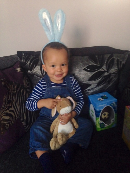 The Easter Bunny?