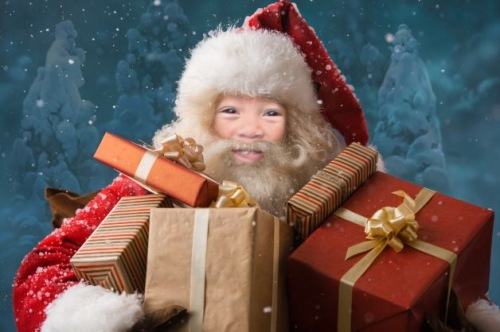 Sanity Claus.