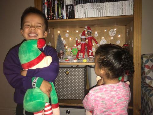 huge elf hug