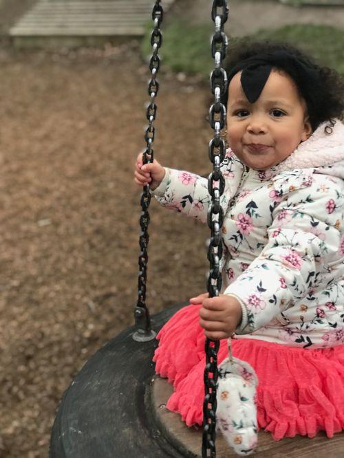 swinging princess